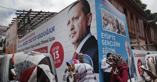 Turkish leader hits back at Europe on anti-terrorism laws