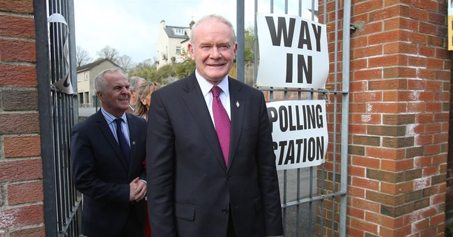 Catholic, Protestant blocs seek gains in N. Ireland election