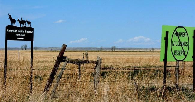 APNewsBreak: Ranch buy adds to huge Montana wildlife reserve