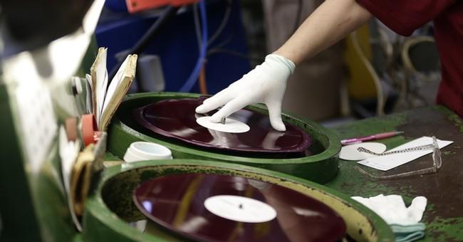 Vinyl revival: Czech record maker aims for global dominance