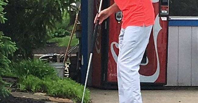 Think mini golf looks easy? Try making money at it as a pro