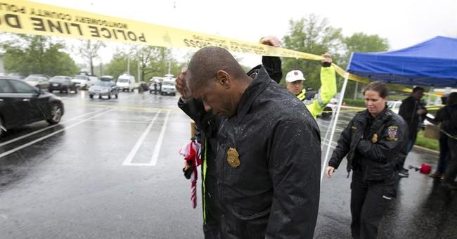 Police: Federal officer in custody after 3 fatal shootings