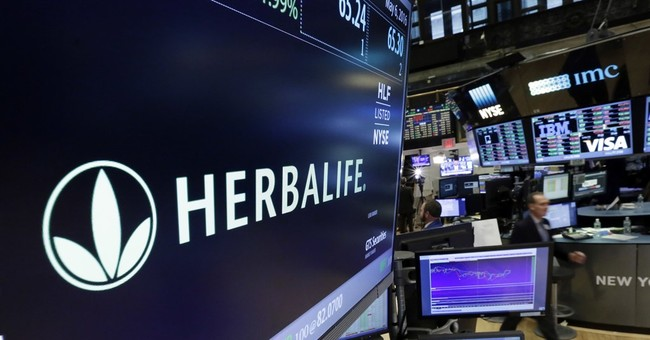 Herbalife says it's in advanced talks with FTC, shares soar