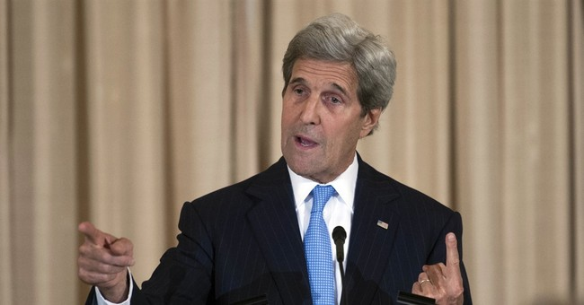Kerry arrives in Paris for Syria talks