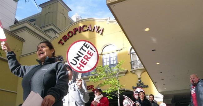 Workers are losing ground as Atlantic City casinos struggle
