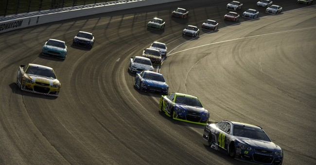 Column: NASCAR needs to take stand on North Carolina's law
