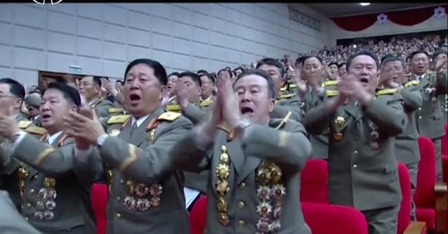 Kim Jong Un says Pyongyang won't use nukes first