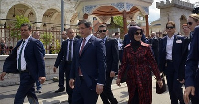 Bosnia's Muslims reopen mosque Serbs blew up during the war