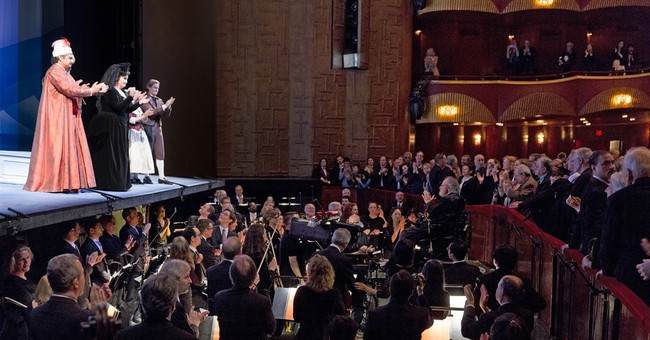 Levine leads last opera as Met music director after 40 years
