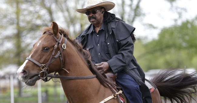 For New York City's black cowboy group, it's high noon