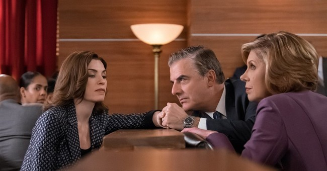 'The Good Wife' finishes its run in Nielsen's top 5