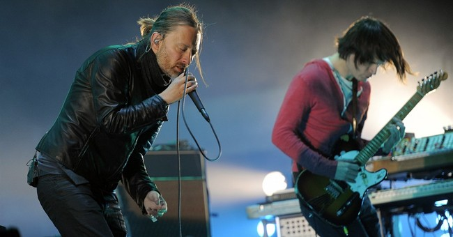 Radiohead releases new album 'A Moon Shaped Pool' digitally