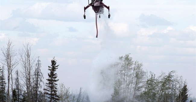 Staff at Alberta school get students safely out of wildfire