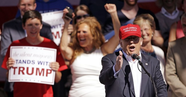 Trump likes idea of party unity, but on his terms