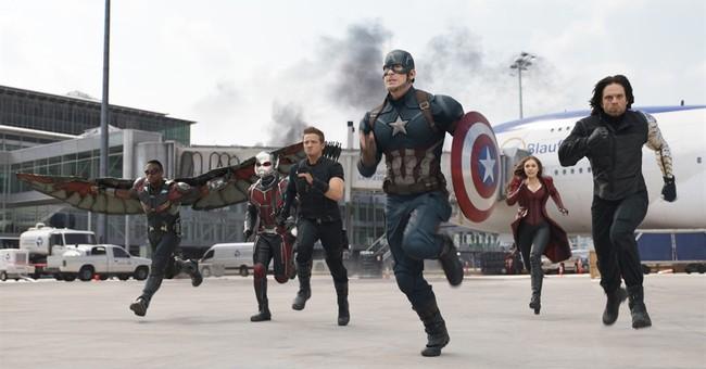 Box Office Top 20: 'Civil War' on top despite slight drop
