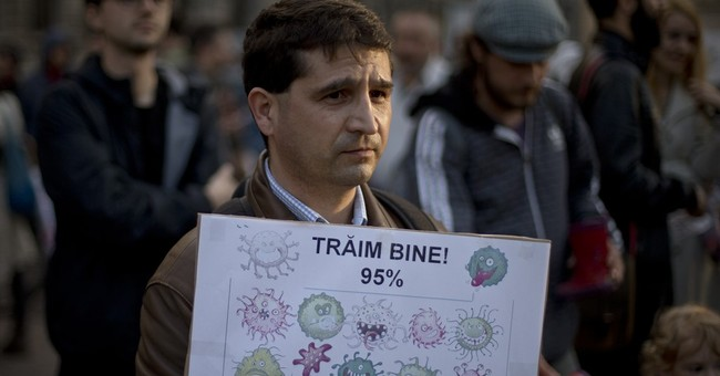 Romania: Drug company, hospitals probed in disinfectant row