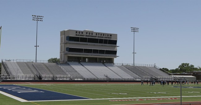 12,000-seat high school stadium going forward in North Texas