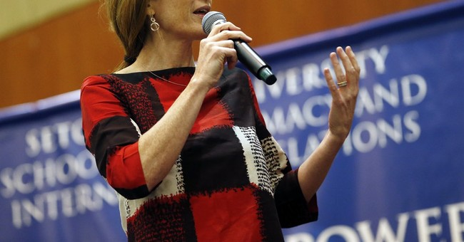In New Jersey, US ambassador for UN defends foreign policy