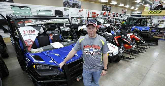 ATV riders challenge longtime bans on use of public roads