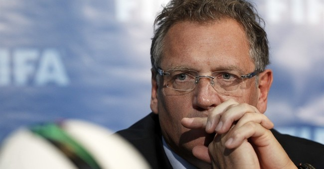 Jerome Valcke dismissed as FIFA secretary general