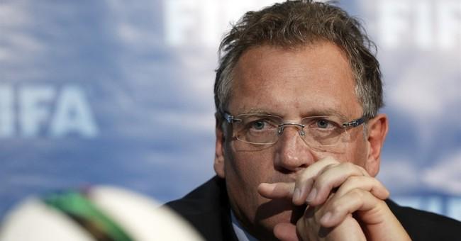 Jerome Valcke dismissed as FIFA secretary general