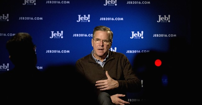 Bush sees similarities in his foreign policy and his dad's