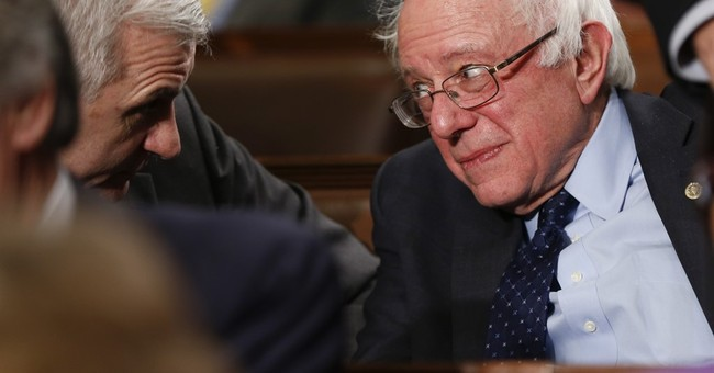 Sanders congressional record under scrutiny by Clinton