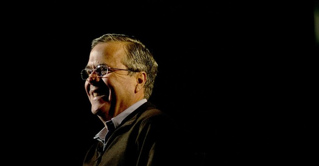 AP Conversation: Bush sees conservatism at stake in '16