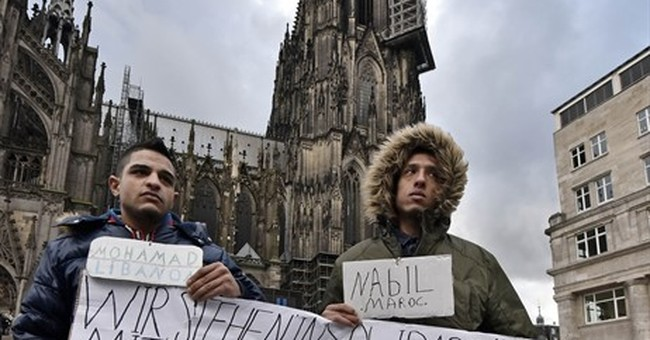 The Latest: Austria turns away 3,000 migrants in 20 days