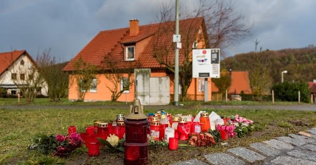 Police arrest German in 'random' killing of girl on Jan 1