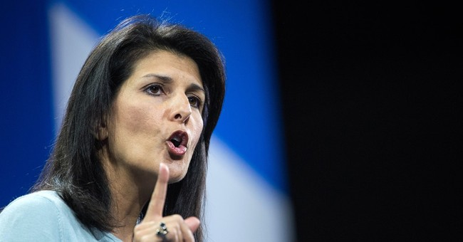 Top GOP female says judge Gov. Haley on ability, not looks