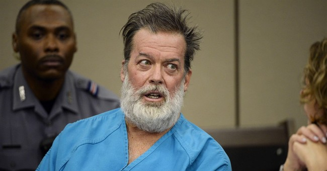 Planned Parenthood shooter says he didn't plan attack