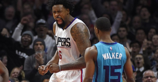 Pneumonia ends DeAndre Jordan's streak of 360 straight games