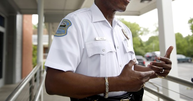 New police chief says he felt called to help Ferguson