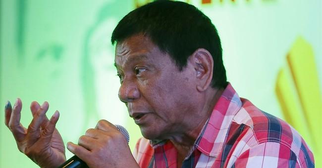 New Philippine leader seen as emancipator, looming dictator