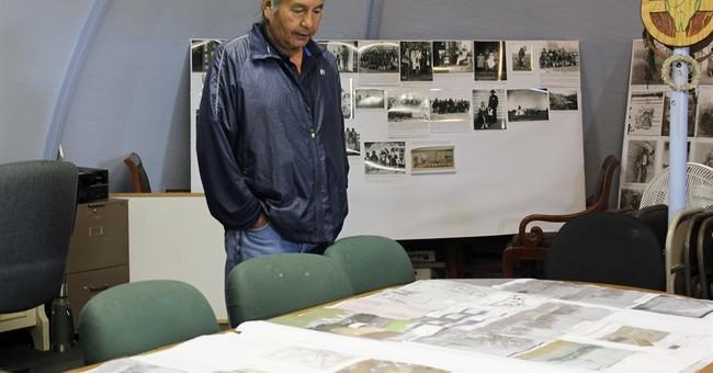 South Dakota tribe seeks children's century-old remains