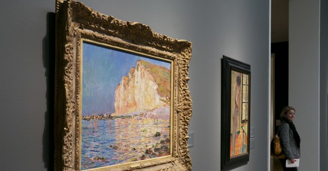 Christie's kicks off art auction week with curated sale