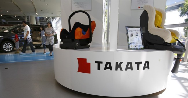 Takata expects to sink into loss, instead of posting profit