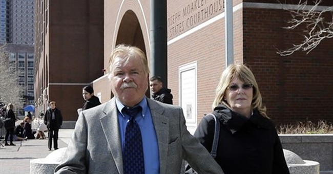 Ex-FBI agent pleads guilty to perjury during Bulger trial