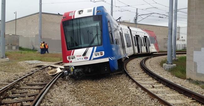 Passengers: Utah train picked up speed before derailment