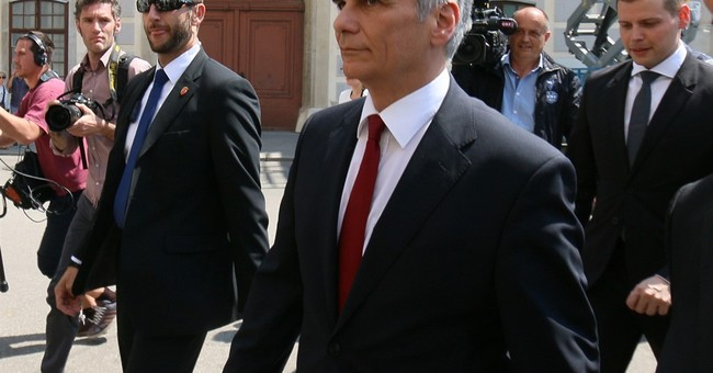 Austria's chancellor resigns, in Europe's shift to the right