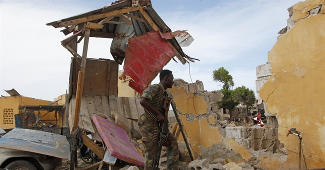Somalia: 4 killed as extremists attack police headquarters