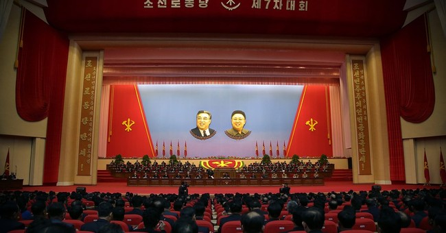 Mass rally in North Korea after congress bolsters leader
