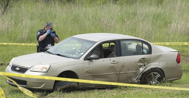 Kansas City, Kansas, detective fatally shot; man in custody