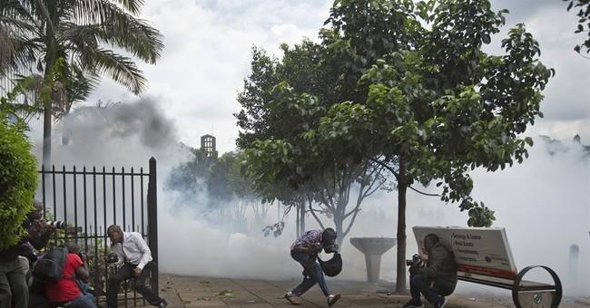 Kenya: Police disperse protests against electoral commission