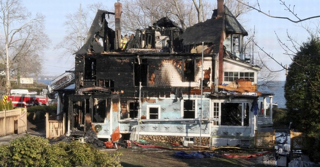 Boyfriend changes story over Christmas fire that killed 5