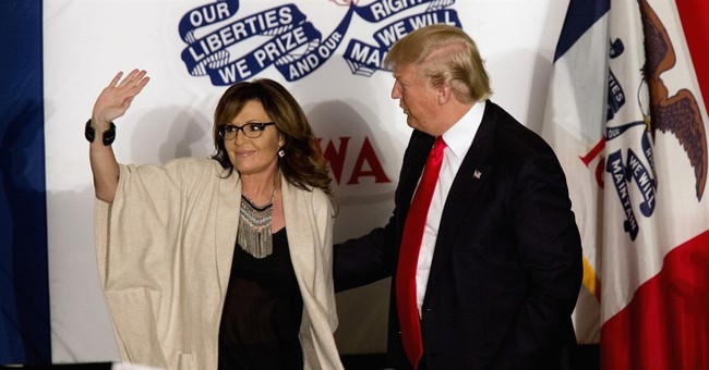 Palin says she'll work for Paul Ryan's defeat