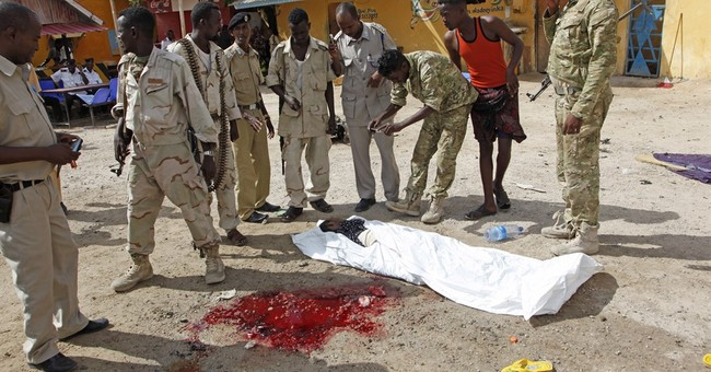 Somalia: 4 killed as extremists attack police headquarters