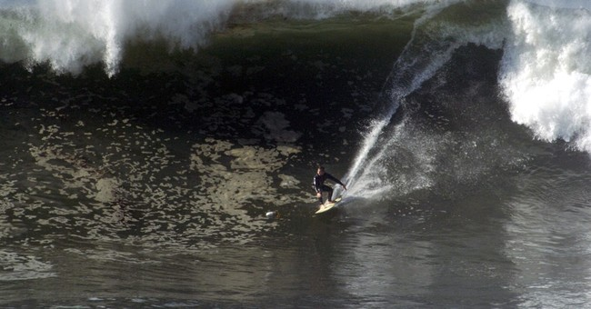 Records: California city dismisses surfer harassment claims