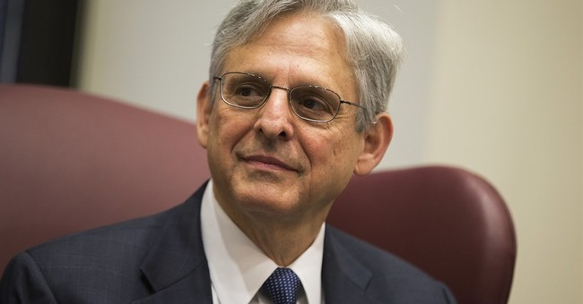 White House to send Garland's questionnaire to Senate